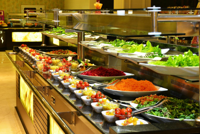 Istanbul's best buffet restaurants