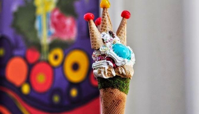 Tarihi Prinkipo Dondurmacısı