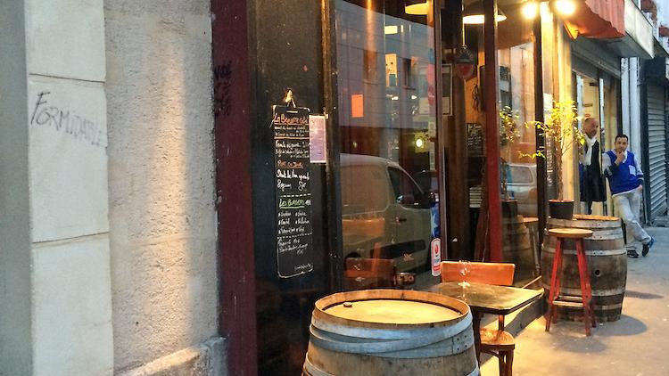 Bicyclette café ©JS