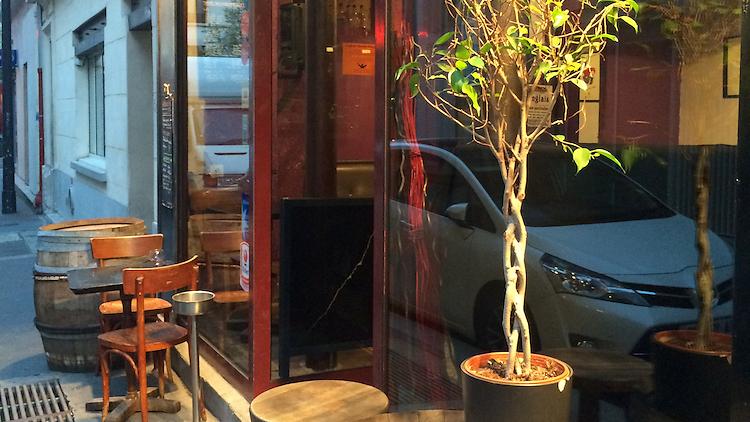 Bicyclette café