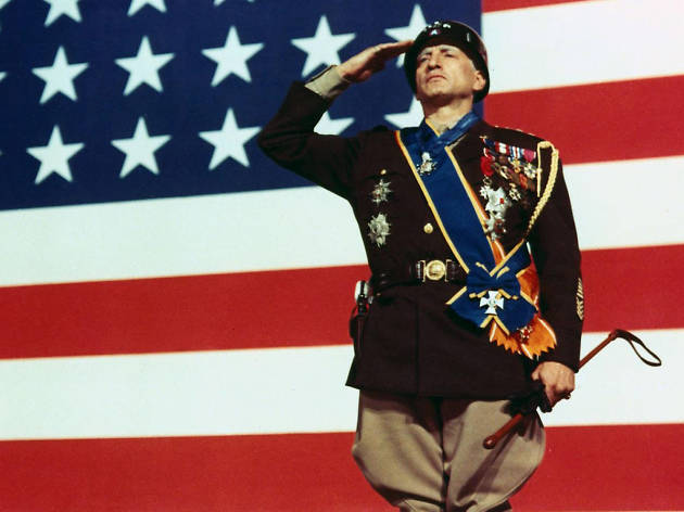 Patton, best memorial day movies