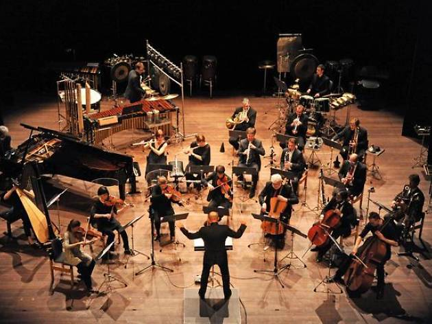 Festival MIXTUR 2016: Ensemble Intercontemporain