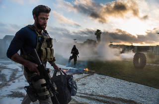 13 Hours: The Secret Soldiers of Benghazi, best memorial day mov