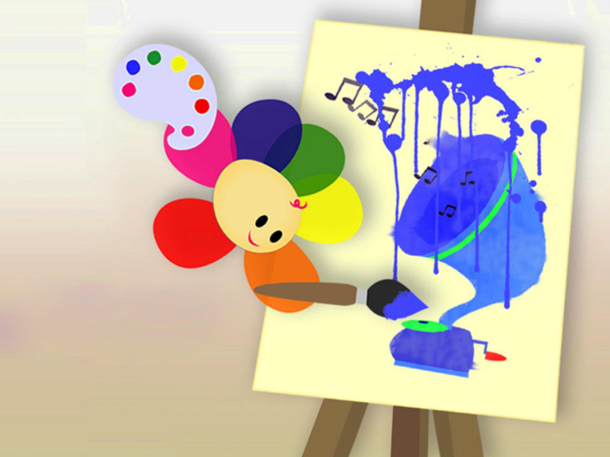 Art & Music para niños