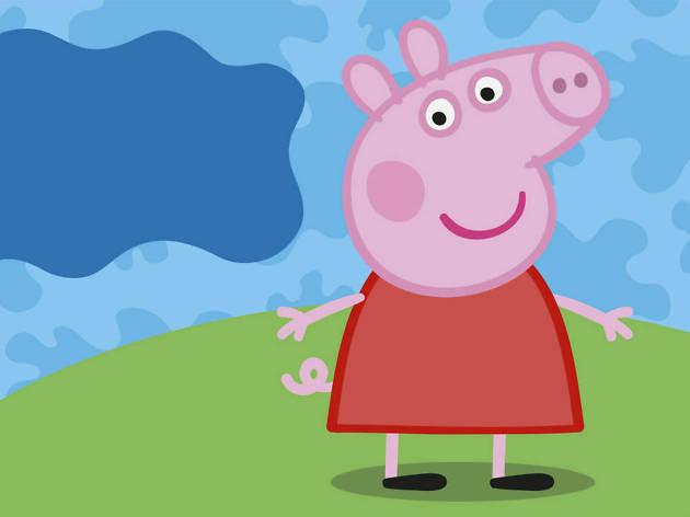 Peppa Pig en Netflix