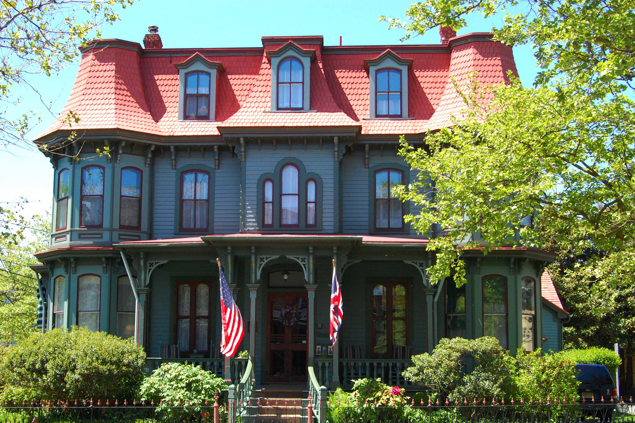 Best bed and breakfasts in nj from cape may to spring lake for A bed and breakfast