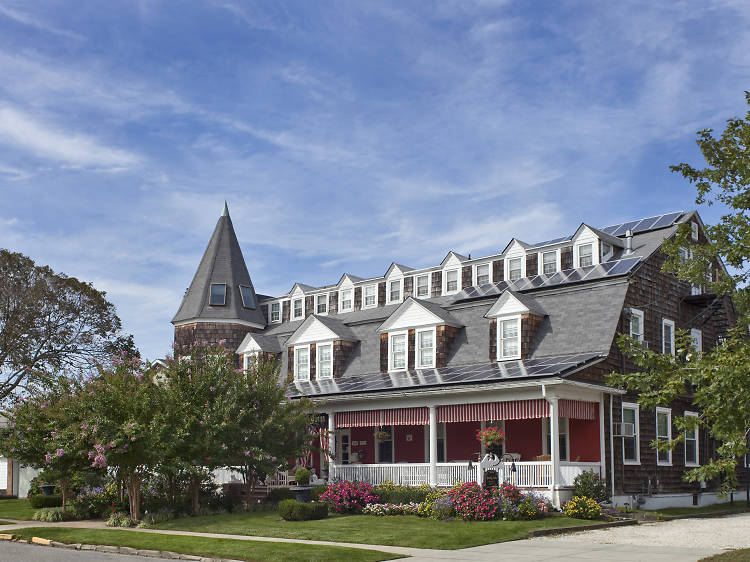 The best bed-and-breakfasts in NJ