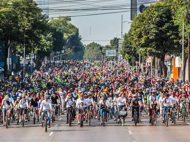 Gran Rodada Día Mundial de la Bicicleta