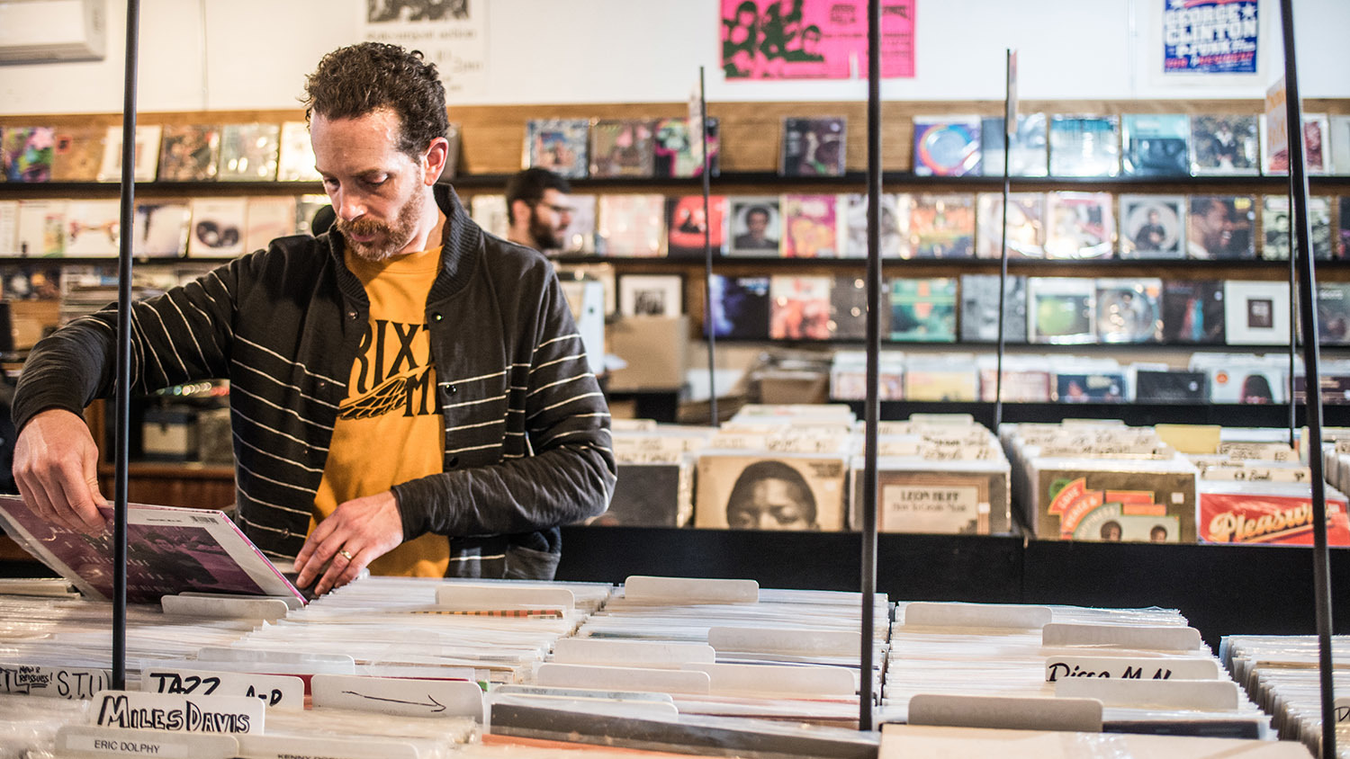 All the NYC shops participating in Record Store Day 2016