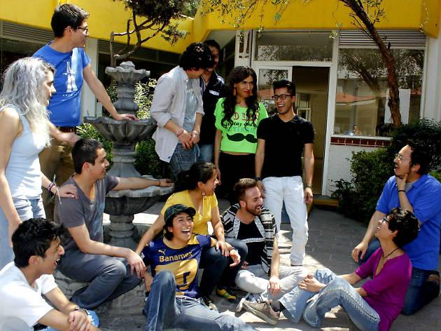 Talleres de desarrollo personal para jóvenes LGBT y sus familiares