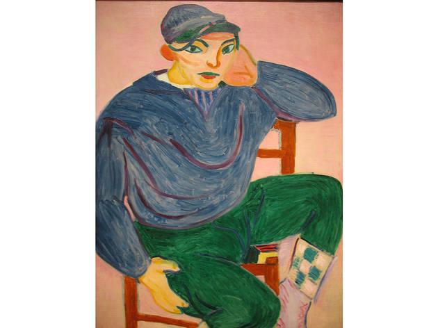 Henri Matisse, Young Sailor II, 1906