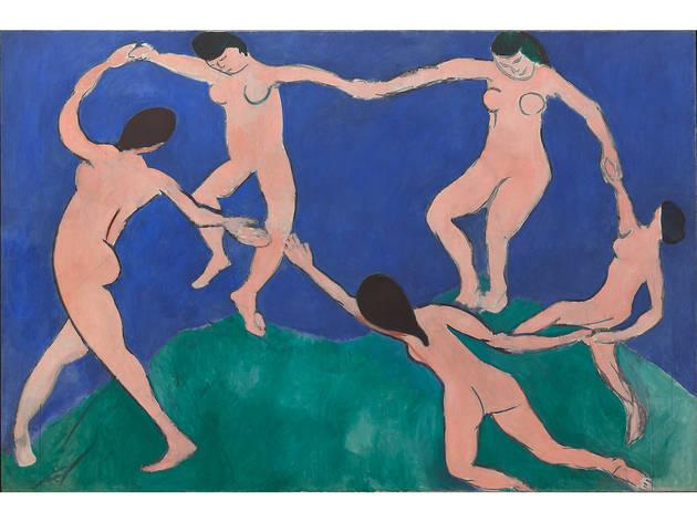 Henri Matisse, Dance (I), 1909