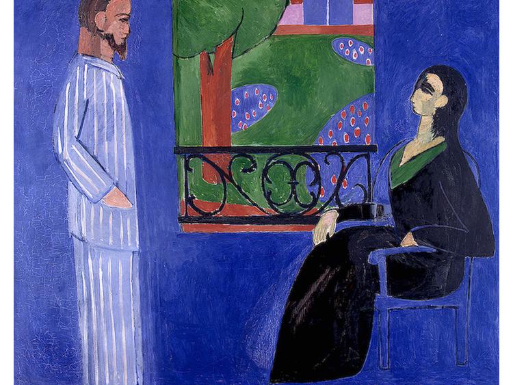 Henri Matisse, The Conversation, 1909