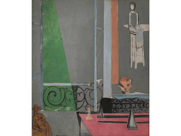 Henri Matisse, The Piano Lesson, 1916