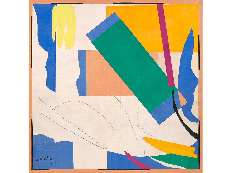 Henri Matisse, Memory of Oceania, 1952–1953