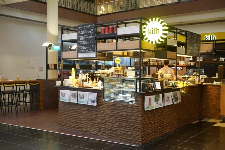 Kith Cafe Millenia Walk
