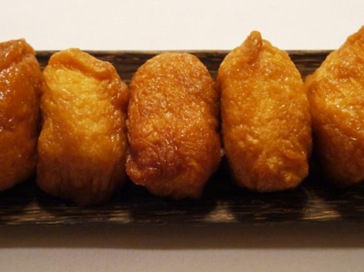 東京、いなり寿司10選