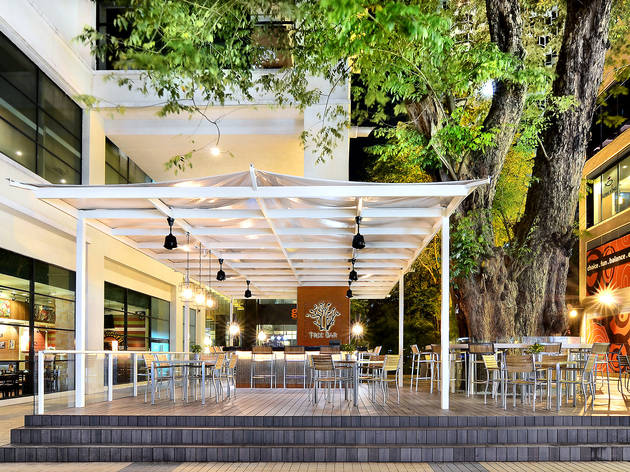 Tree Bar G Hotel