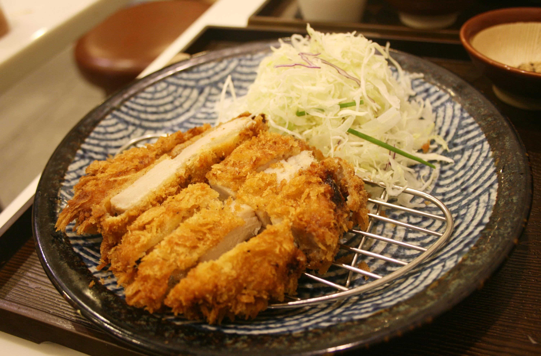 Tonkatsu at Cochon Tonkatsu