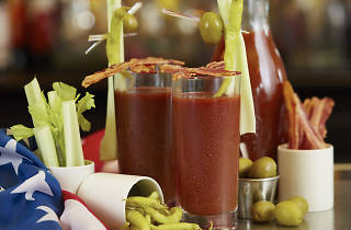 best bloody mary in london, balthazar