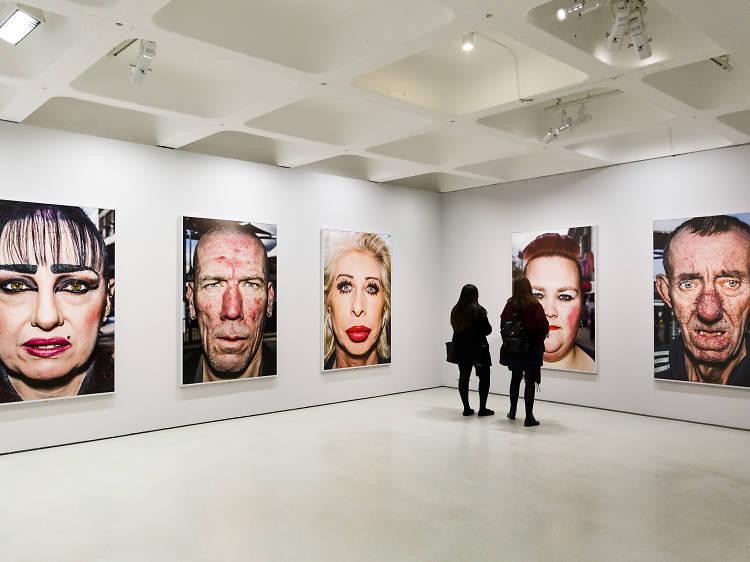 Top ten art exhibitions in London