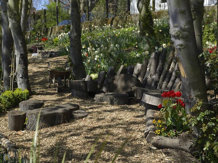 World Peace Garden