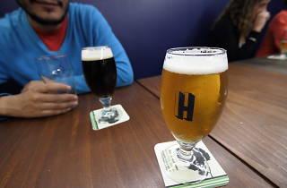 Bar à bière Hoppy Corner Sentier