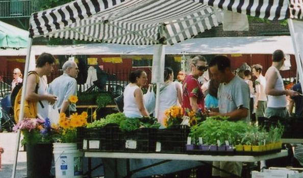 Greenpoint/McCarren Park Greenmarket