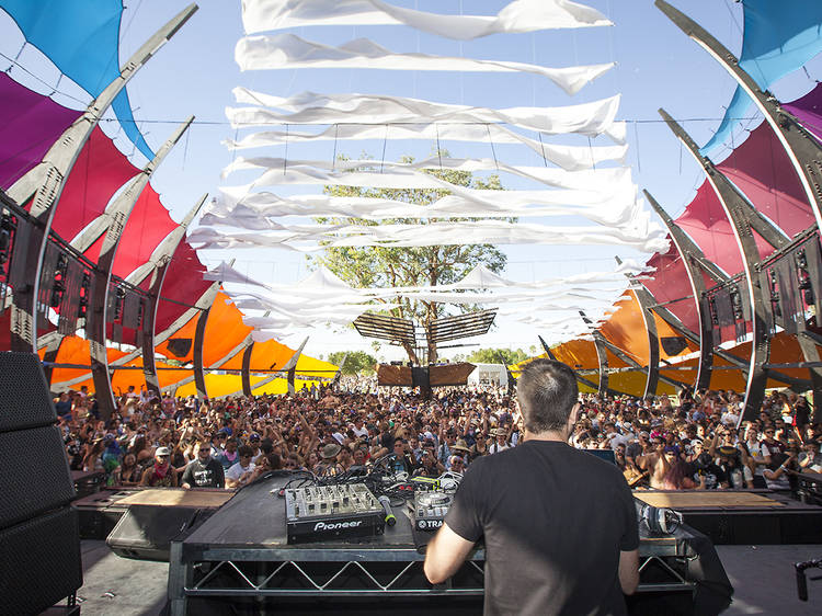 Music festivals within driving distance of L.A.