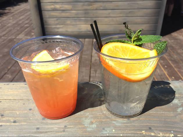 Coachella drinks