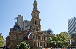 Sydney Town Hall 2012 exterior daylight March 16 image (c) City of Sydney photographer credit Paul Patterson