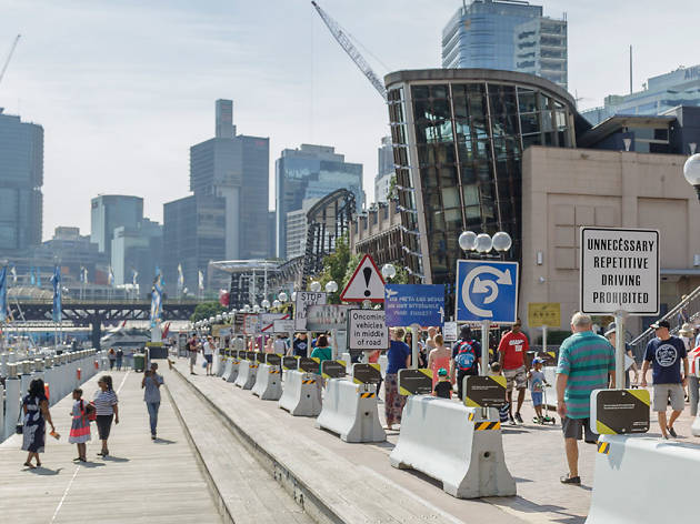ADVERTORIAL DO NOT REUSE - Darling Harbour Sign City NOBA