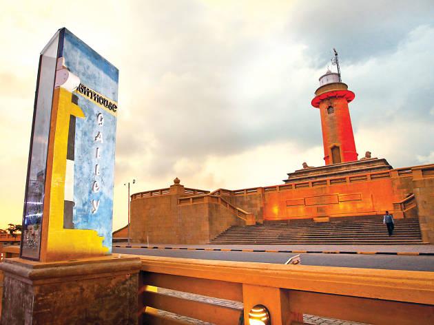 Colombo light house