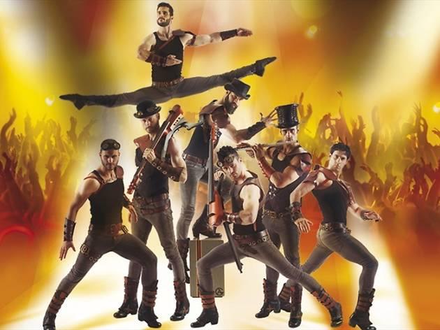 Los Vivancos: Born to dance