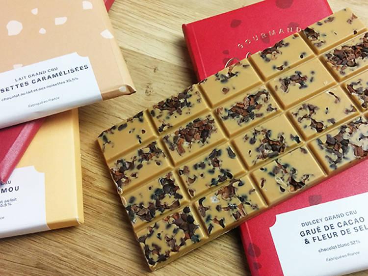 La chocolaterie Cyril Lignac