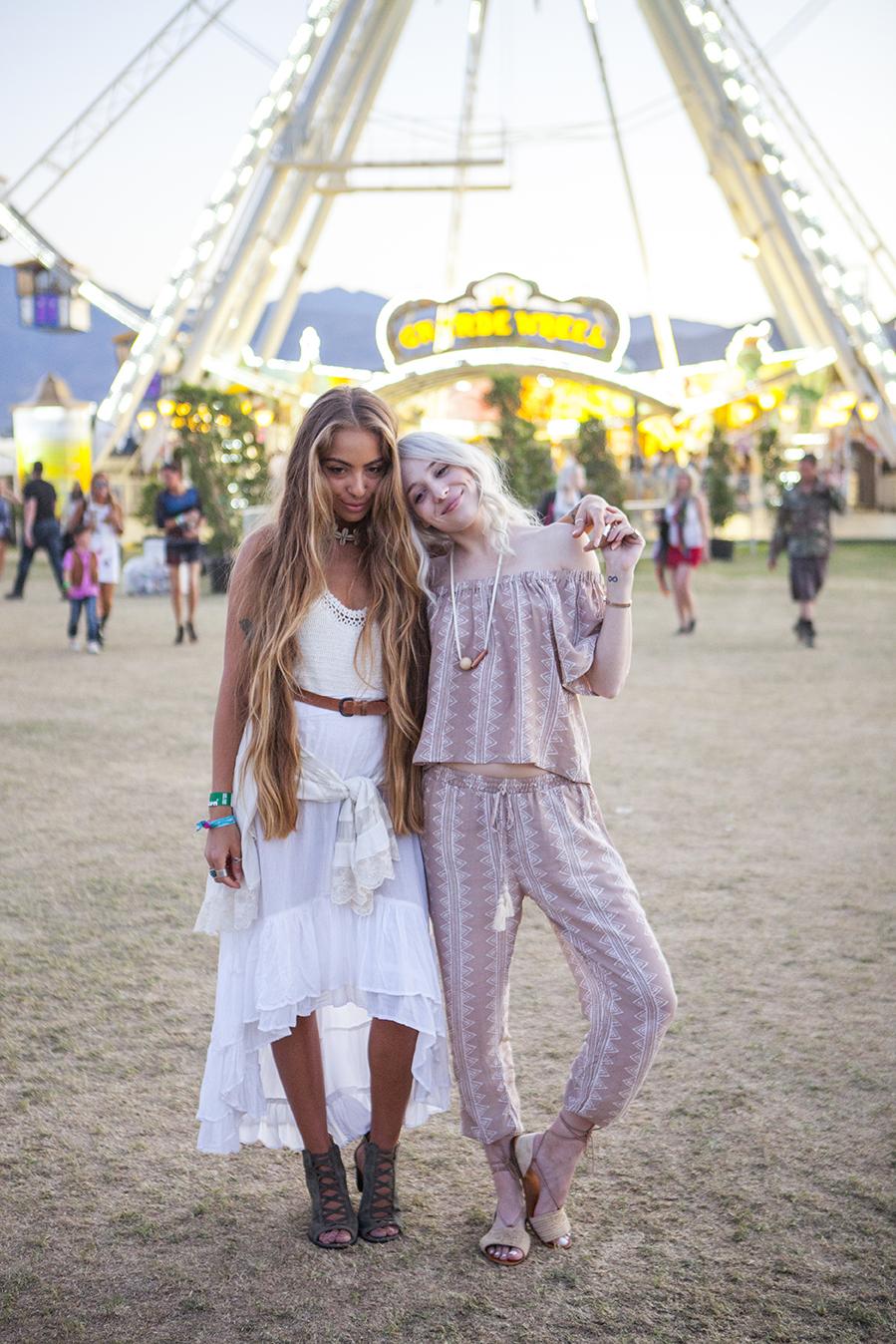 Coachella Street Style 2016, Weekend 1