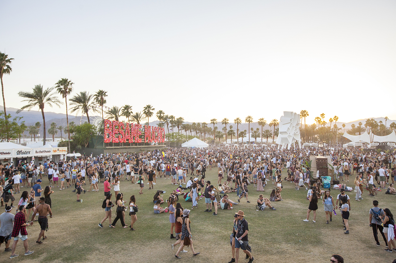 The Coachella documentary is coming to fuel your personal Couchella party