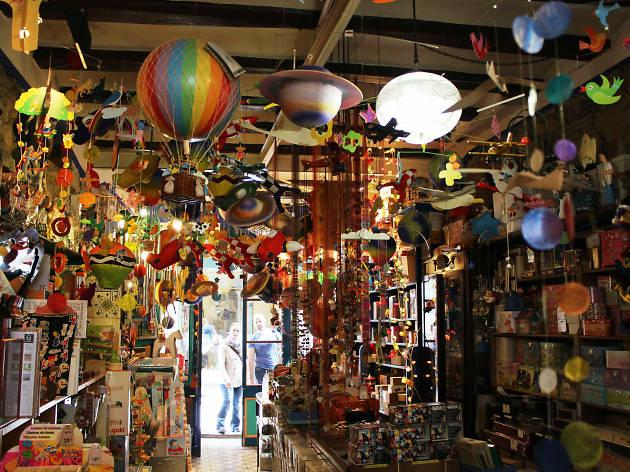 La Carpa: una botiga de somnis