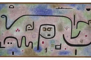 Paul Klee (© Zentrum Paul Klee, Berne/ABMT, Uni Basel, 2005)
