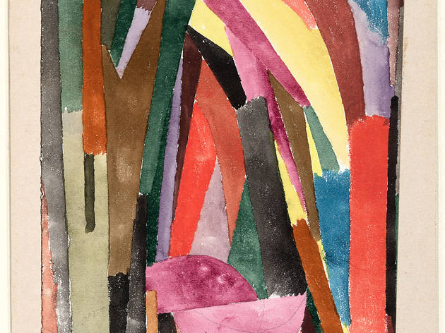 Paul Klee (© 2016. Digital Image, The Museum of Modern Art, New York/Scala, Florence)