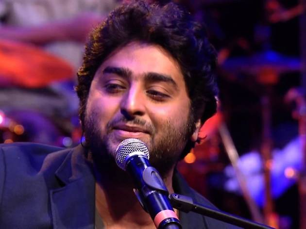 Arjit Singh live in concert with symphony orchestra