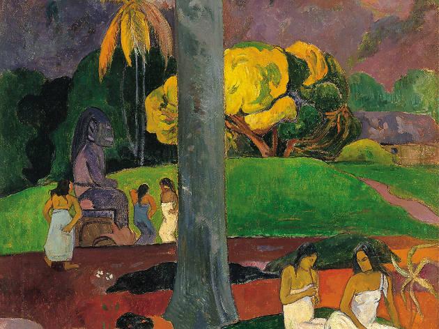 Paul Gauguin, Mata Mua (In Olden Times)