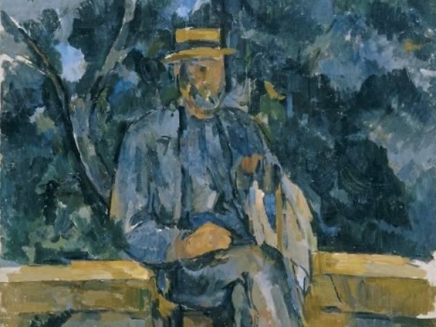 Paul Cézanne, Portrait of a Peasant
