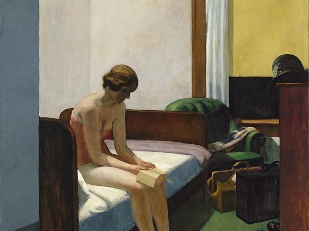Hopper, Hotel Room