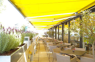 rooftop restaurants in london, orrery