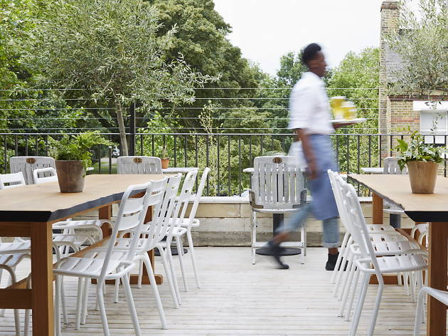 rooftop restaurants in london, no 32 the old town