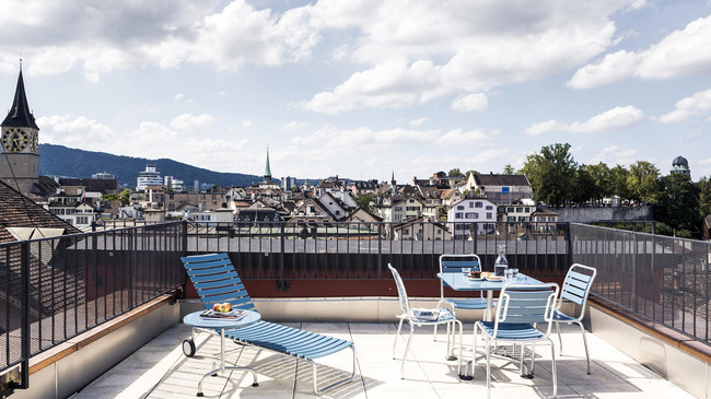 Win a Zurich city break for two with Zurich Tourism