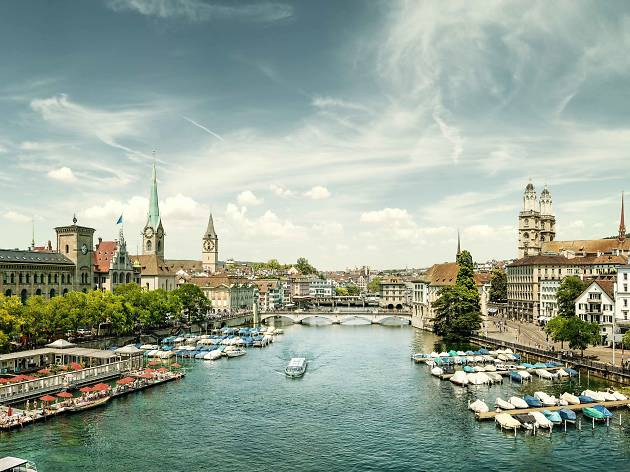 Zurich and Geneva Remain The World's Most Expensive Cities