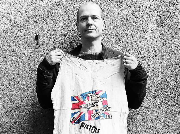Punk London: Dave McDonald