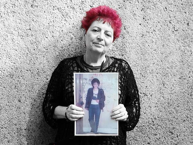 Punk London: Rosie Mellows